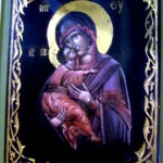 Ikona Bogorodica I Isus