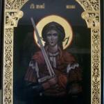 Ikona Sveti Mihajlo