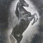 Ornament Konj