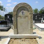 Spomenik - Lepa  Dakić